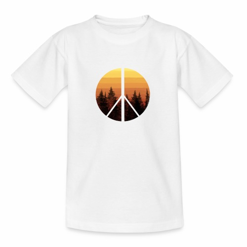 peace and sun - T-shirt Ado
