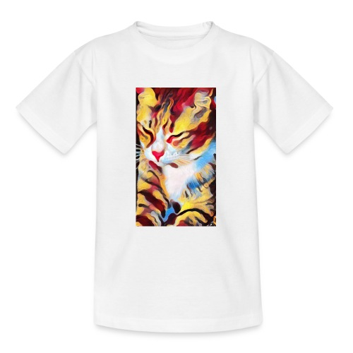 Streetcat Honey - Teenager T-Shirt
