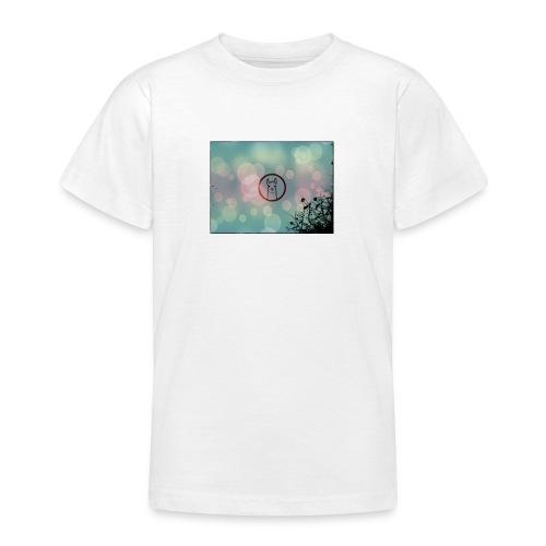 Llama Coin - Teenage T-Shirt