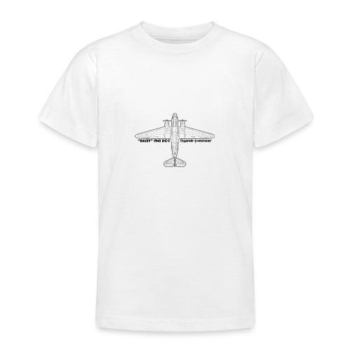 Daisy Blueprint Top 1 - T-shirt tonåring