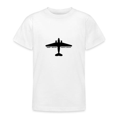 Daisy Silhouette Top 1 - T-shirt tonåring