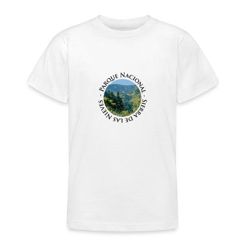 Parque Nacional Sierra de las Nieves - Camiseta adolescente