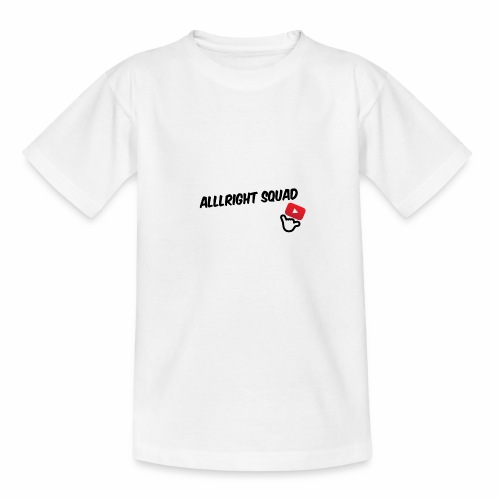 Alllright Squad Apparel - Teenage T-Shirt