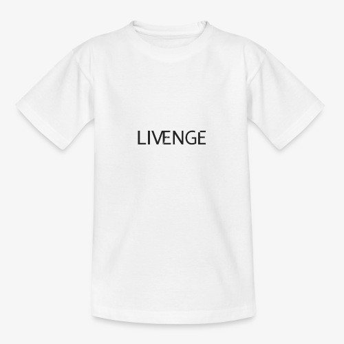 Livenge - Teenager T-shirt
