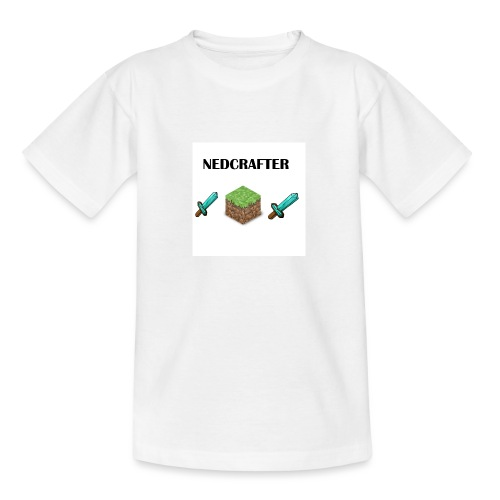 NedCrafter Logo - Teenager T-Shirt