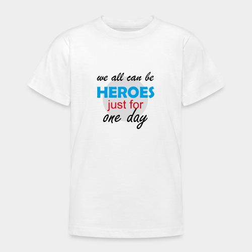 GHB Hero Zero 19032018 2 - Teenager T-Shirt