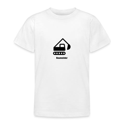 Baumeister - Teenager T-Shirt