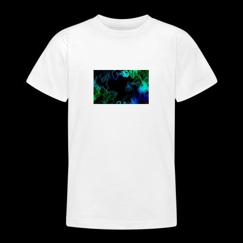 Signed with a flourish - Teenage T-Shirt