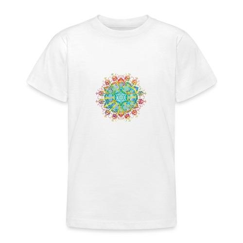 Flower Power - Teenage T-Shirt