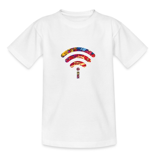 me wireless - Teenage T-Shirt