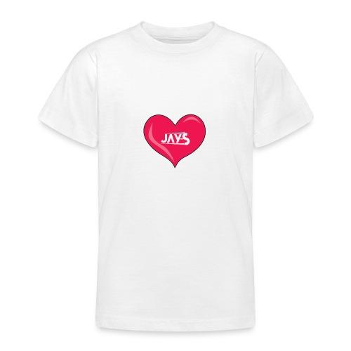 Love JAY-S - Maglietta per ragazzi