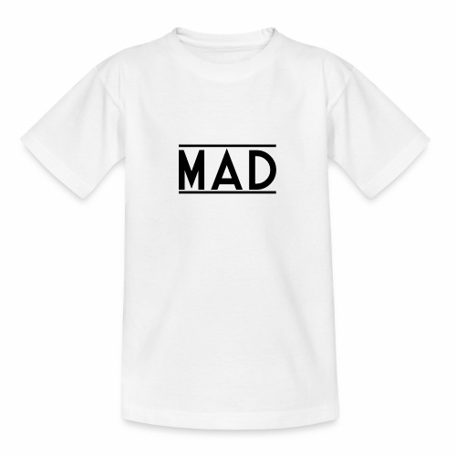 MAD - Maglietta per ragazzi