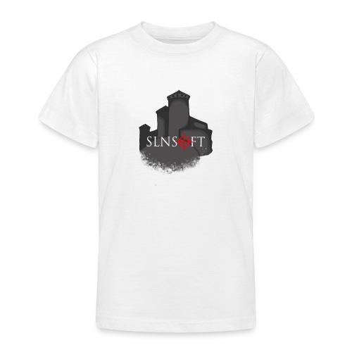 slnsoft - Nuorten t-paita