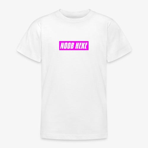 NOOB HEKE - Nuorten t-paita