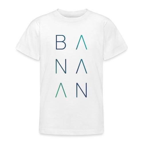 BANAAN 02 - Teenager T-shirt