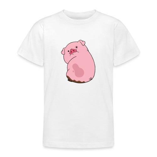 Morsomme griser - T-skjorte for tenåringer