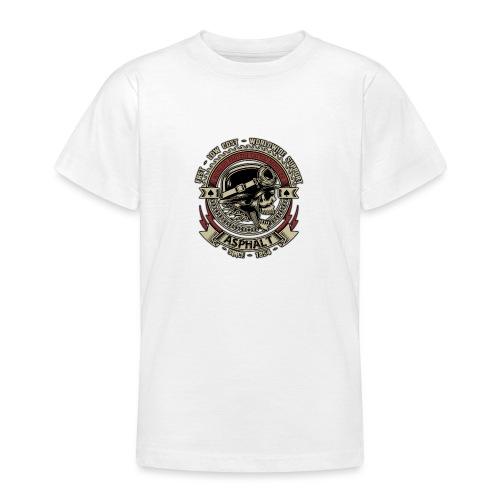 Asphalt - Maglietta per ragazzi