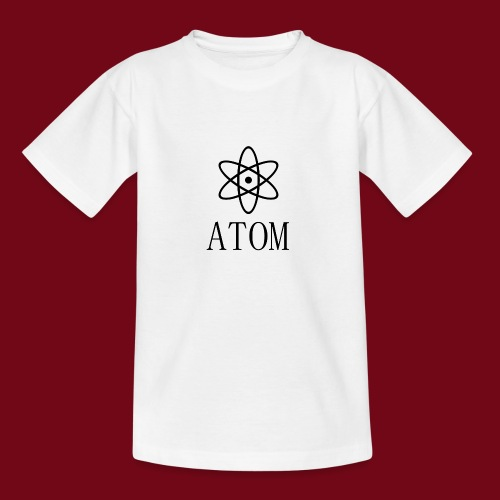 atom - Teenager T-Shirt