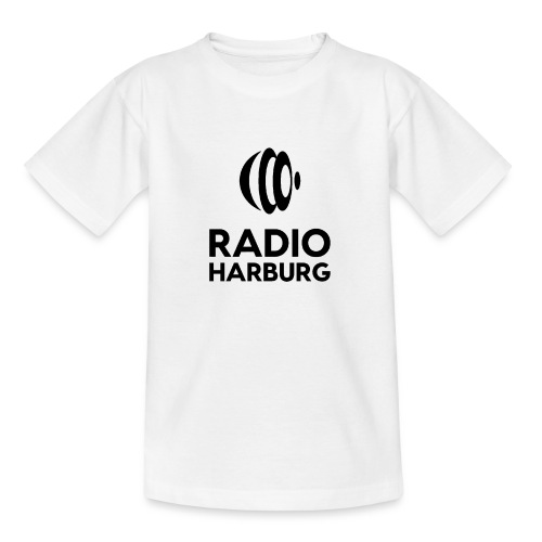 Radio Harburg - Teenager T-Shirt