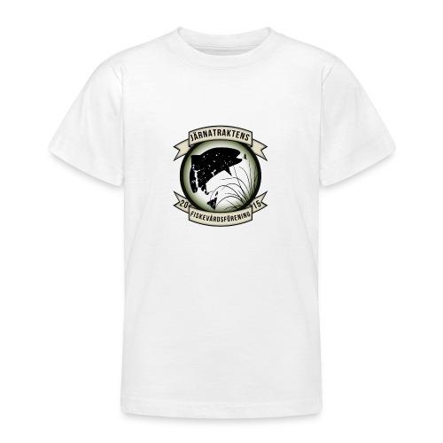 Järnatraktens Fiskevårdsförening - T-shirt tonåring