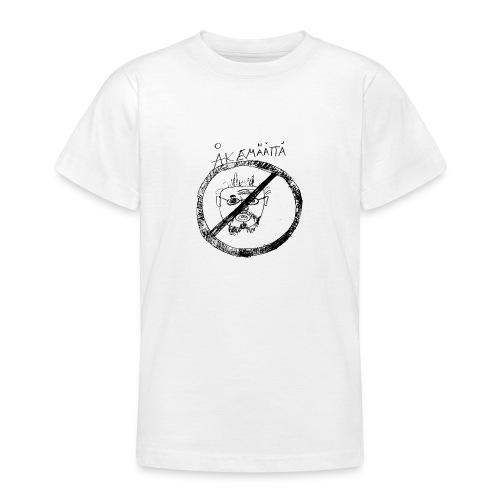 Mättää white - T-shirt tonåring