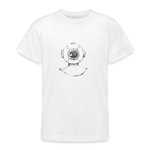 nautic eye - Teenager T-shirt