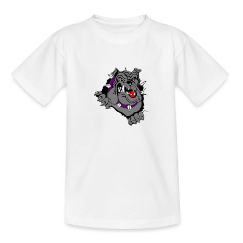 bulldog - Teenager T-shirt