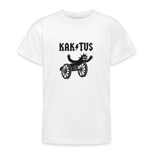 Kaktus Rock - Teenager T-Shirt
