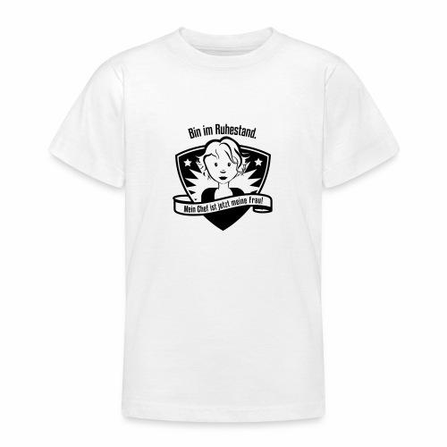 Ruhestand Comic - Teenager T-Shirt