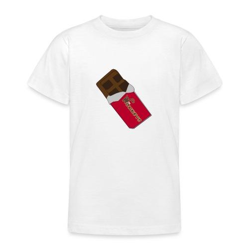 The Wonkeys Chocolate Edition - Maglietta per ragazzi