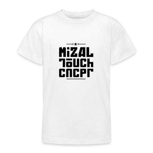 Logo MiZAL Touch Concept - T-shirt Ado
