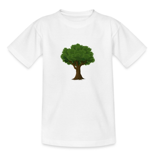 Tree / Baum - Teenager T-Shirt