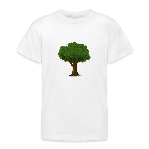 Tree / Baum - Teenager T-Shirt