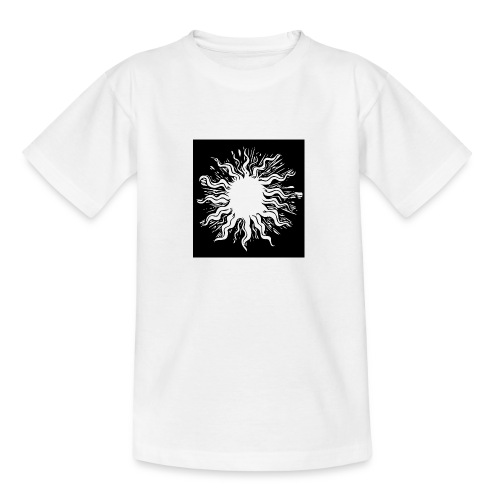 sun1 png - Teenage T-Shirt