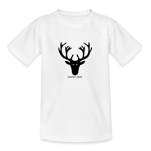 DADDY DEER - Teenage T-Shirt