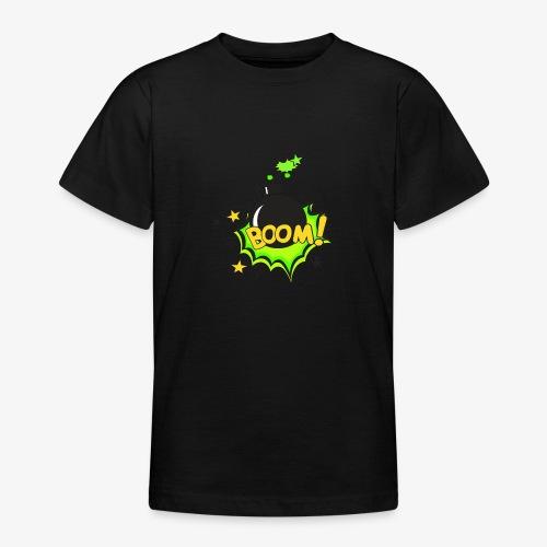 Serie Animaciones de los 80´s - Camiseta adolescente