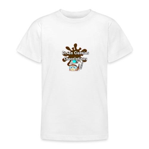 Doc. en Ciencias Chocolatinas - Camiseta adolescente