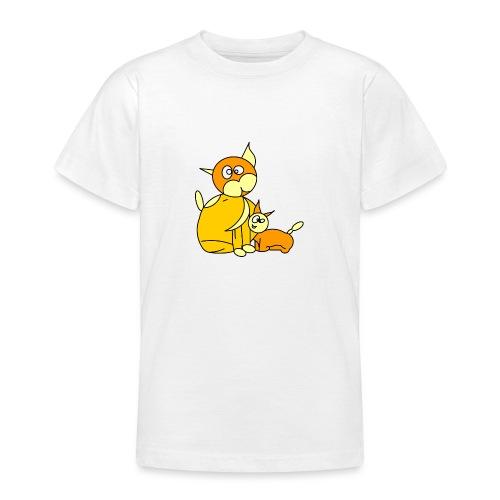 GATTINO DOLCEZZA - Maglietta per ragazzi