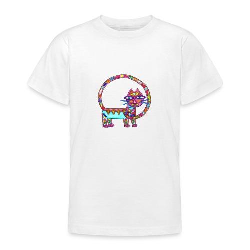 Fiboniccat - T-shirt Ado