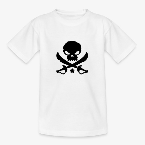 Pirate Destroy - T-shirt Ado