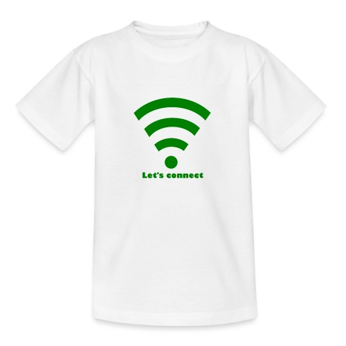 Connected Isle - Teenage T-Shirt