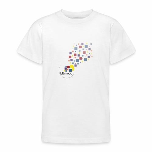 EBmooc T Shirt neutral - Teenager T-Shirt