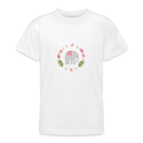 Indian elephant - Maglietta per ragazzi