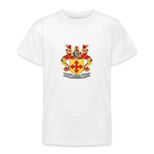 Carlisle Family Crest - Teenage T-Shirt