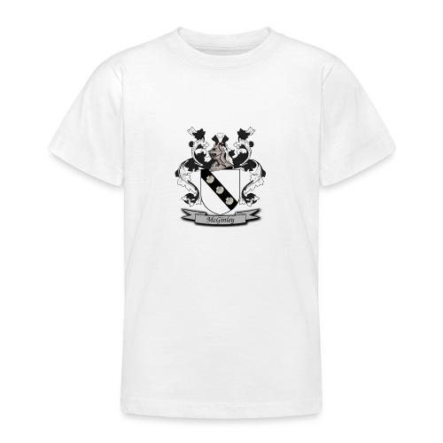 McGinley Family Crest - Teenage T-Shirt