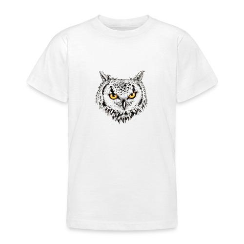 Nachteule - Teenager T-Shirt