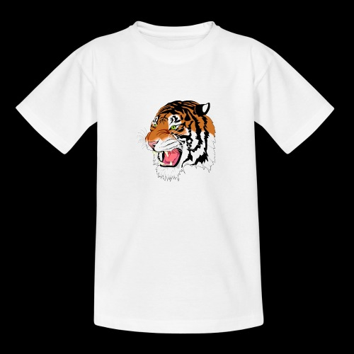 Sumatra Tiger - Teenager T-Shirt