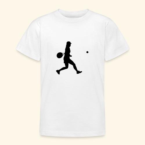 tennis woman 2 - T-shirt Ado
