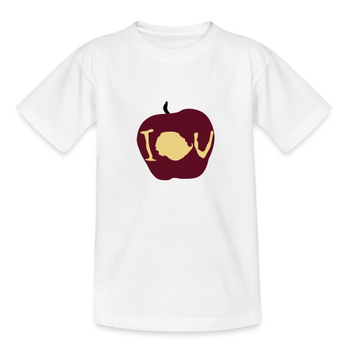 IOU (Sherlock) - Teenage T-Shirt