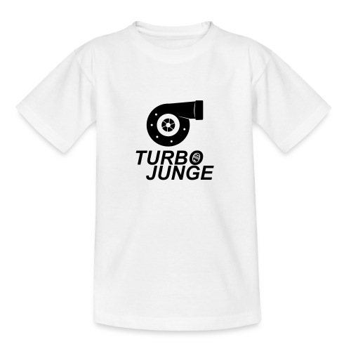 Turbojunge! - Teenager T-Shirt